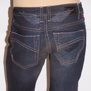 New Men's ROBIN'S JEAN sz 40 Marlon Straight Jeans